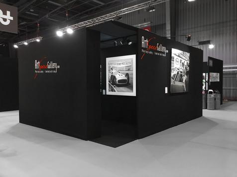 Exhibition at Retromobile - Galerie des Artistes (Paris - France 2017)