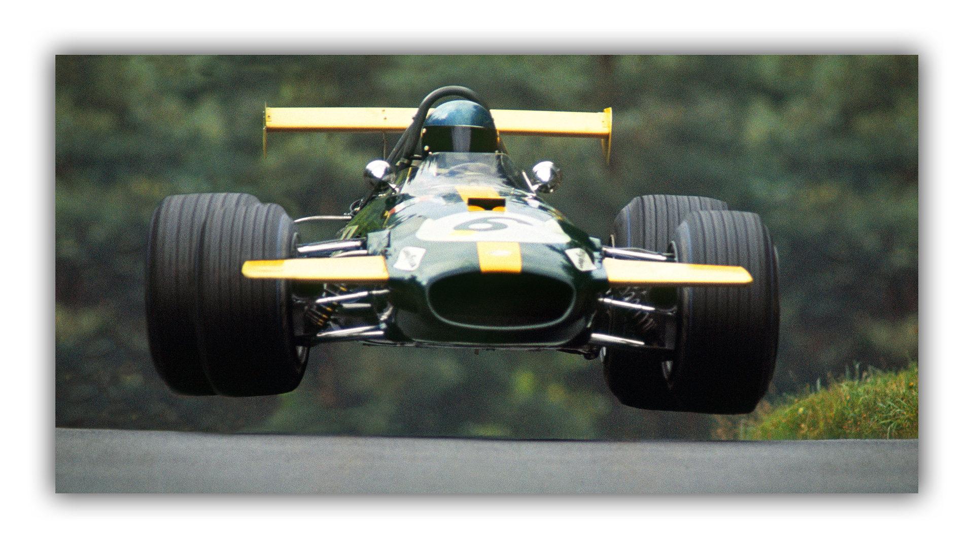 Jacky Ickx - Ringmeister - Nürburgring 1969