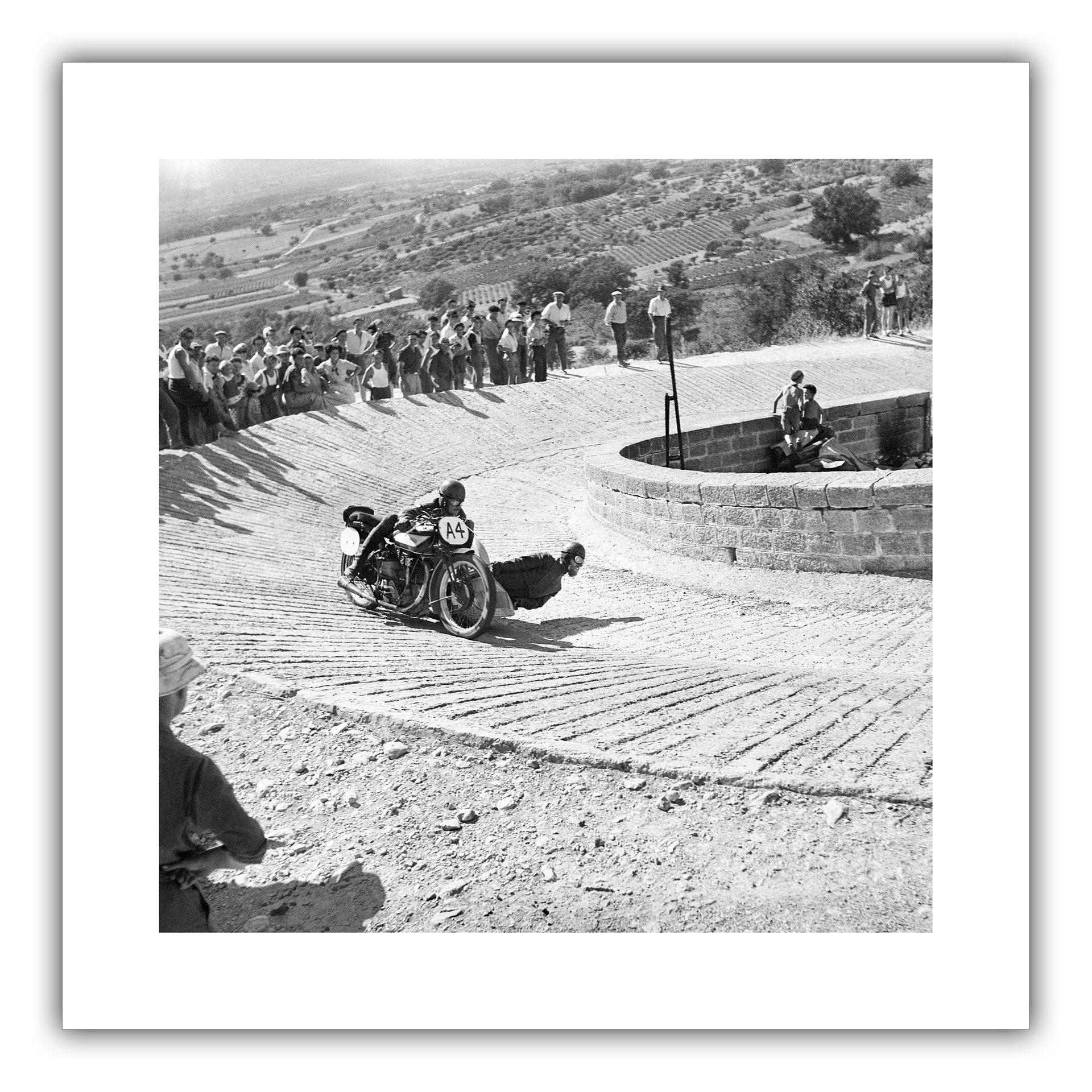 """Monkey"" Jenks - Mont Ventoux 1949"