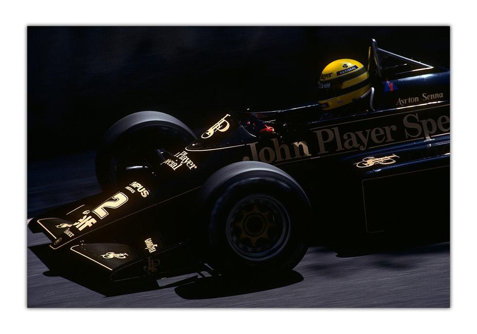 Pole Position (Paul-Henri CAHIER)