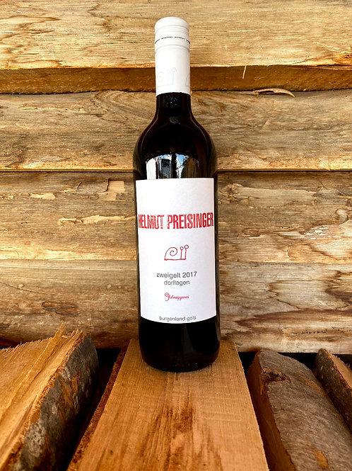 Schneggarei Wein 0.7l, Zweigelt Classic