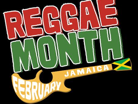 Reggae Month Jamaica 2021