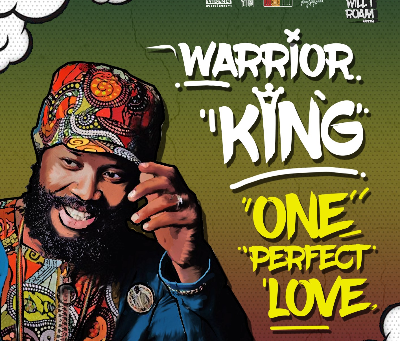Red Gold Green Presents A New Single By Warrior King