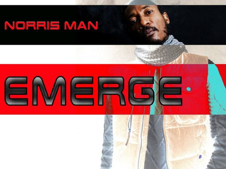 Norris Man Releases Brand New Studio Album - 'Emerge'