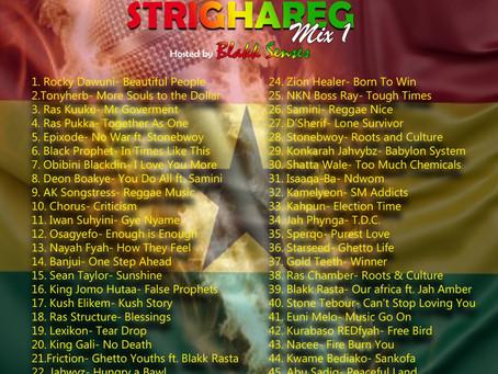 Blakk Senses - Strighareg Mix 1 Out Now!