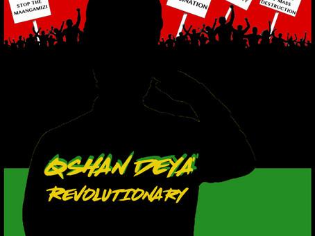 Qshan Deya' Releases Brand New Single - 'Revolutionary'