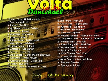 Volta spits Dancehall Vol. 3