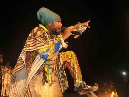 Blakk Rasta To Headline Jamaica Poetry & Music Festival