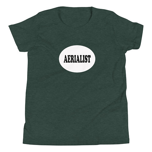 Aerialist Circle Youth Short Sleeve T-Shirt