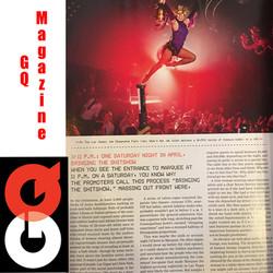 GQ Magazine