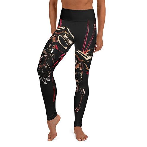 Duo Silk Yoga Leggings