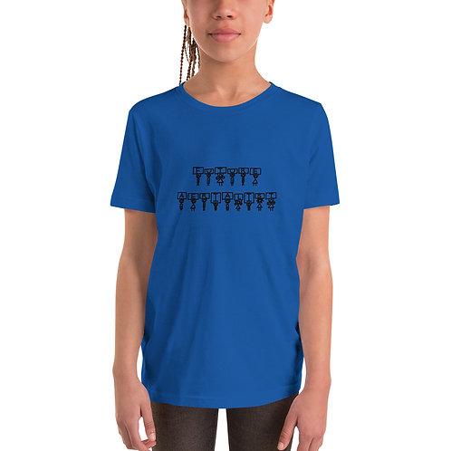 Future Aerialist  Youth Short Sleeve T-Shirt
