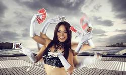 Kristi Toguchi Magician