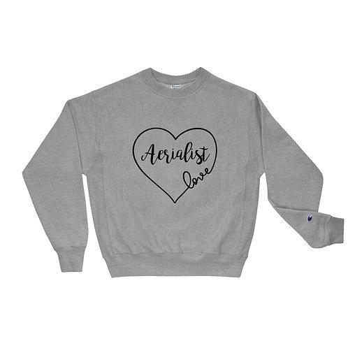 Aerialist Love Unisex Champion Sweatshirt