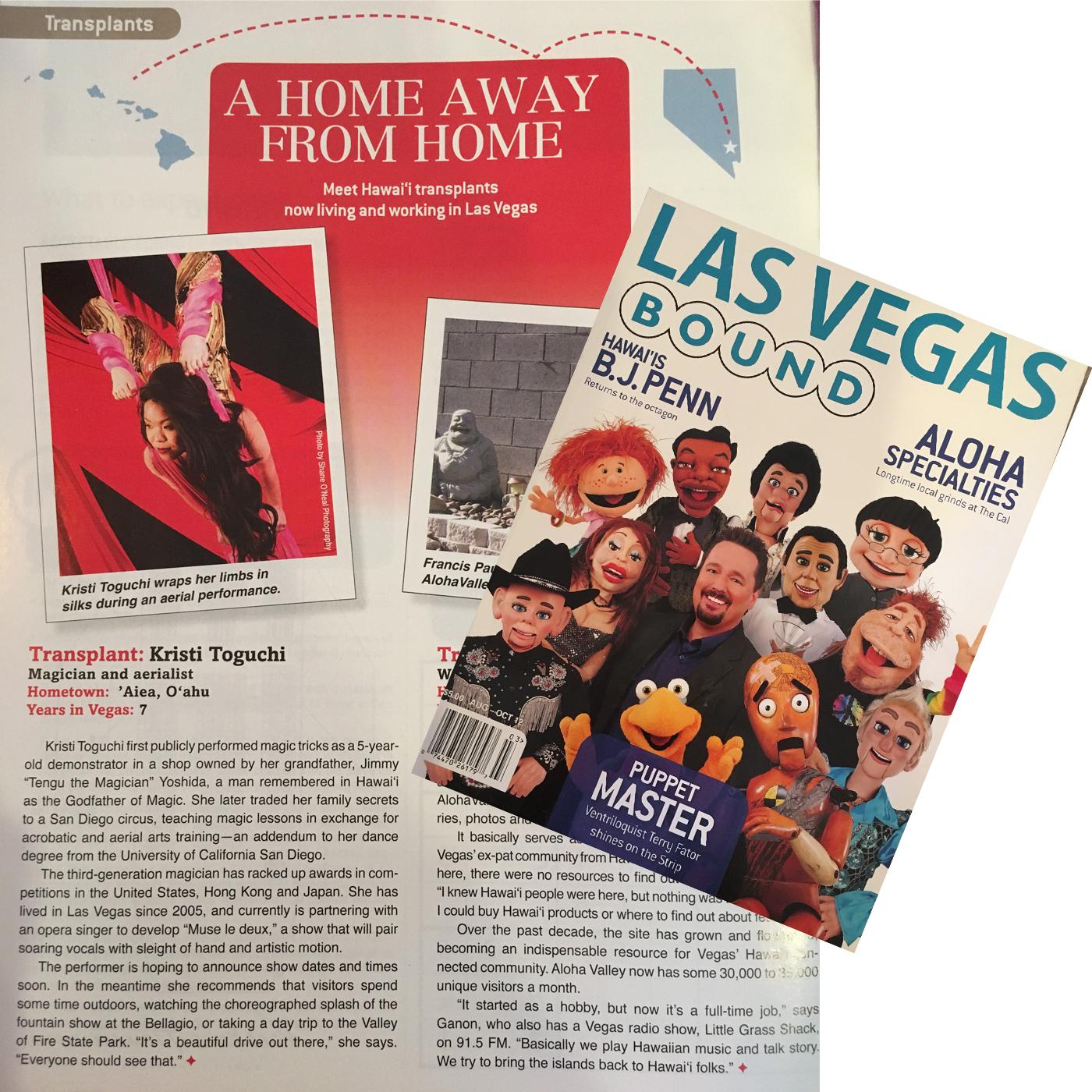 Las Vegas Bound