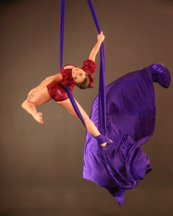 Kristi Aerial Silk