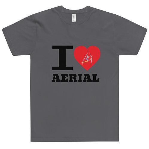 Aerialist I HEART AERIAL Unisex T-Shirt
