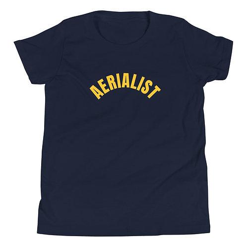 Aerialist Arch Youth Short Sleeve T-Shirt