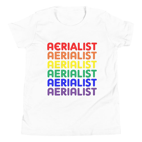 Aerialist Rainbow Youth Short Sleeve T-Shirt