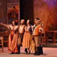 Frasquita, Carmen de Bizet