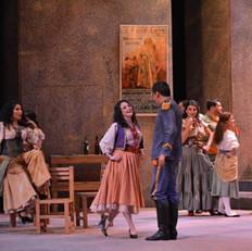 Franquita, Carmen de Bizet