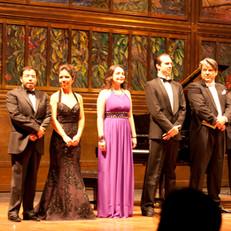 II Concurso Iberoamericano de canto, Irma González