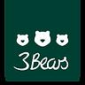 3 Bears Logo