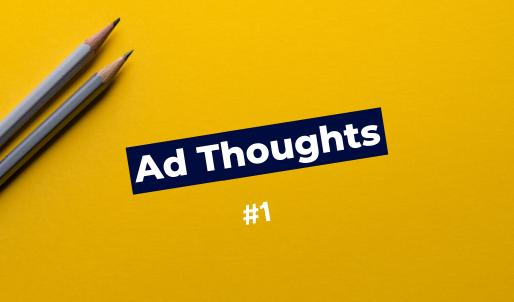 """Wieso wir einen neuen Begriff für """"Werbung"""" brauchen."""
