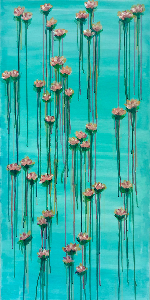 Lotus | Acrylic