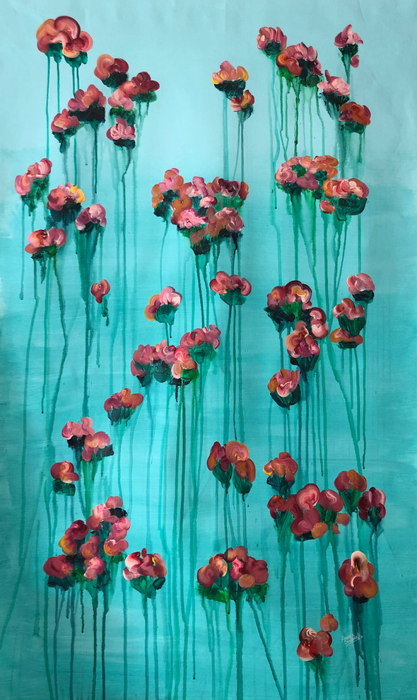 Poppy | Acrylic