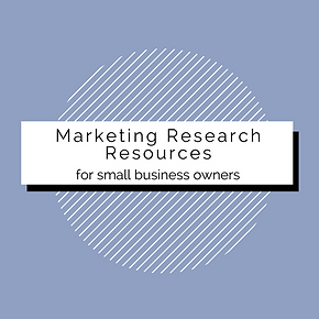 Marketing Research Resources