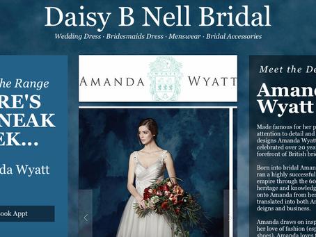 Daisy B Nell Website Re-launch
