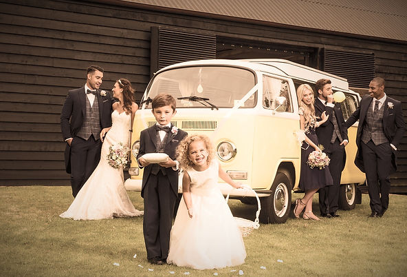 Flower Girl and Kids Suit Hire Daisy B N