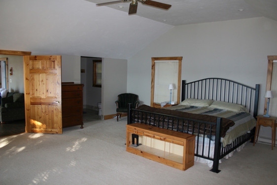 Harbor House Master Bedroom