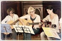 Erwachsene Gitarrengruppe
