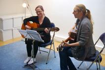 Gitarrenunterricht Erwachsene