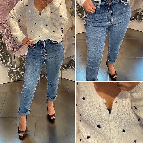 Jeans Mom BERTILLE