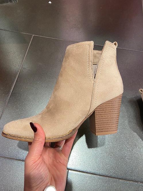 Boots ECRU