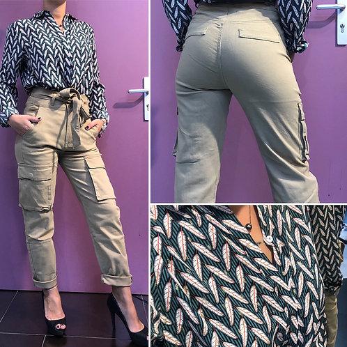 Pantalon CARGO 1