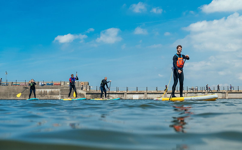 Wild-Shore-New-Brighton-stand-up-paddleb