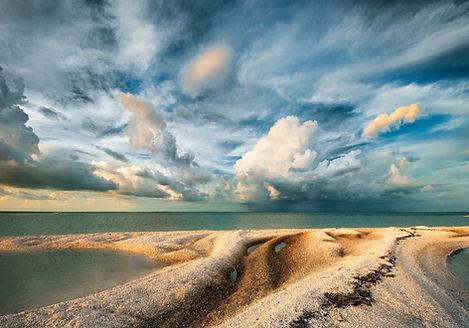 Sandbar near Marco Island SW Florida
