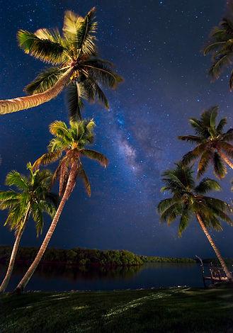 Milky Way Sky Goodland, Florida