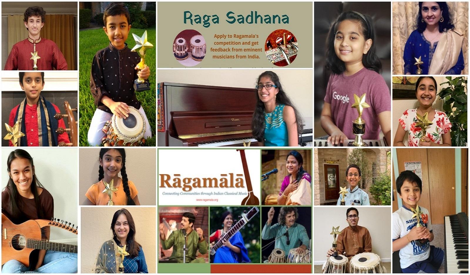 Raga Sadhana 2020 Winners