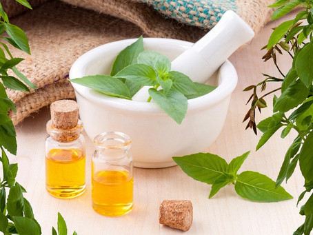 Why Are Essential Oils All The Rage?