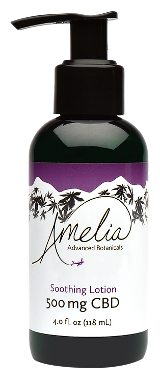 Amelia Soothing Lotion