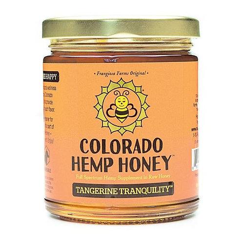 Colorado Hemp Honey 500mg mg of full spectrum hemp extract per jar  6 oz (170g)