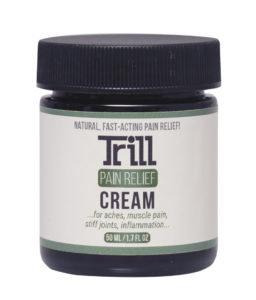1.7OZ Trill Pain Relief Cream // 100MG CBD