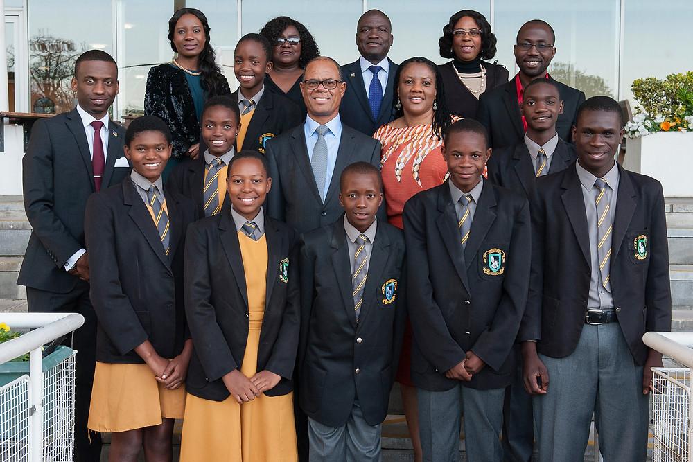 Dr. Alpo Mauno Mbamba JS School