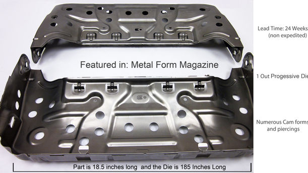 Die Design and Tooling