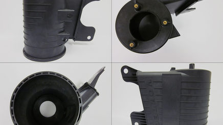 Plastic Injection Molding with Metal Inserts